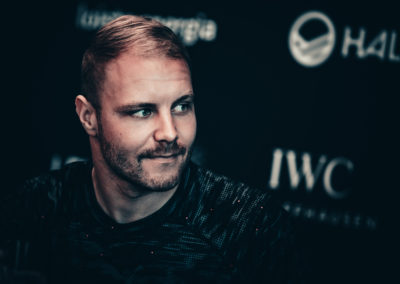 Valtteri at press conference 17.8.2019